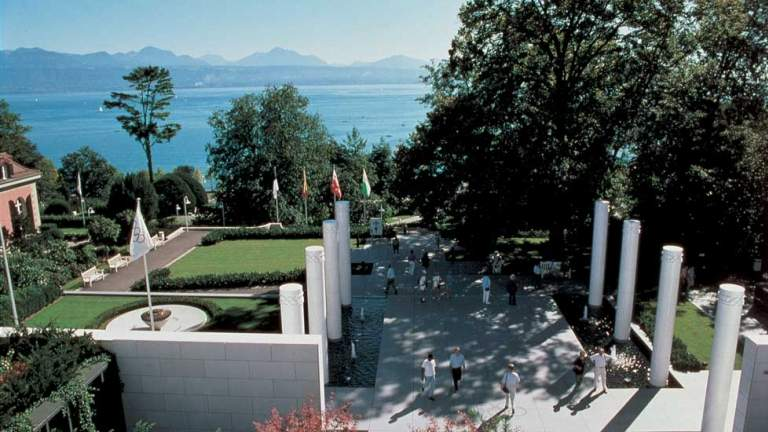 Olympia Museum Lausanne Sommer