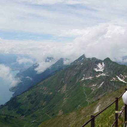 Brienzer Rothorn Sommer