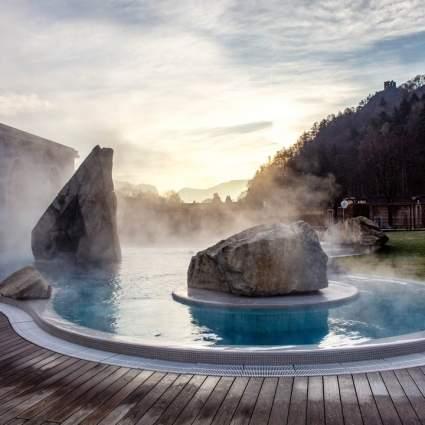 Wellness im Grand Resort Bad Ragaz