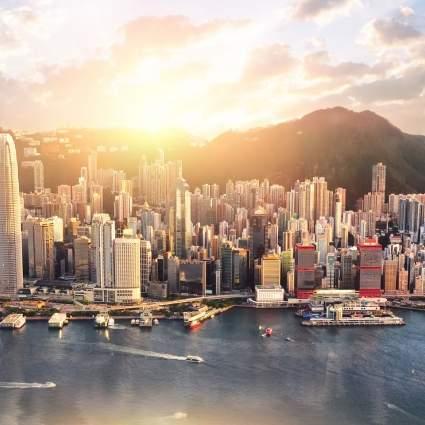Panorama Hongkong